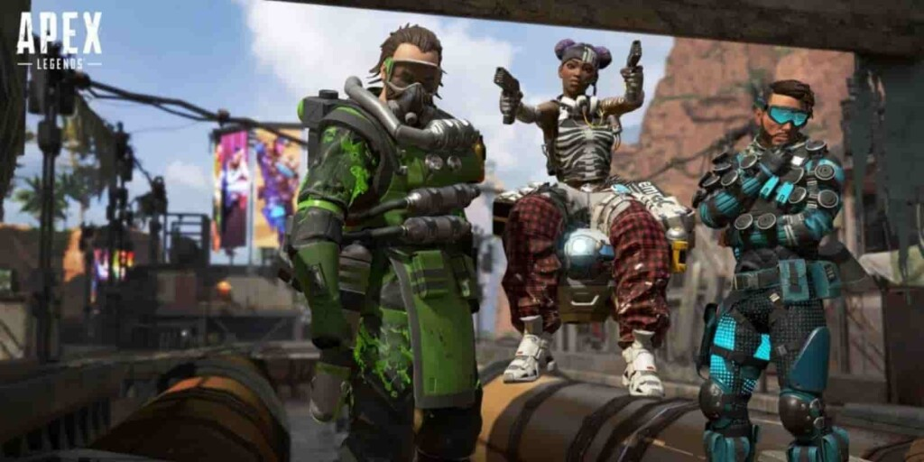 Apex Legends Mobile beta