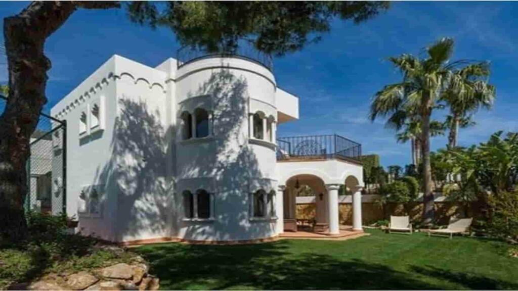 Novak Djokovic's House in Marbella