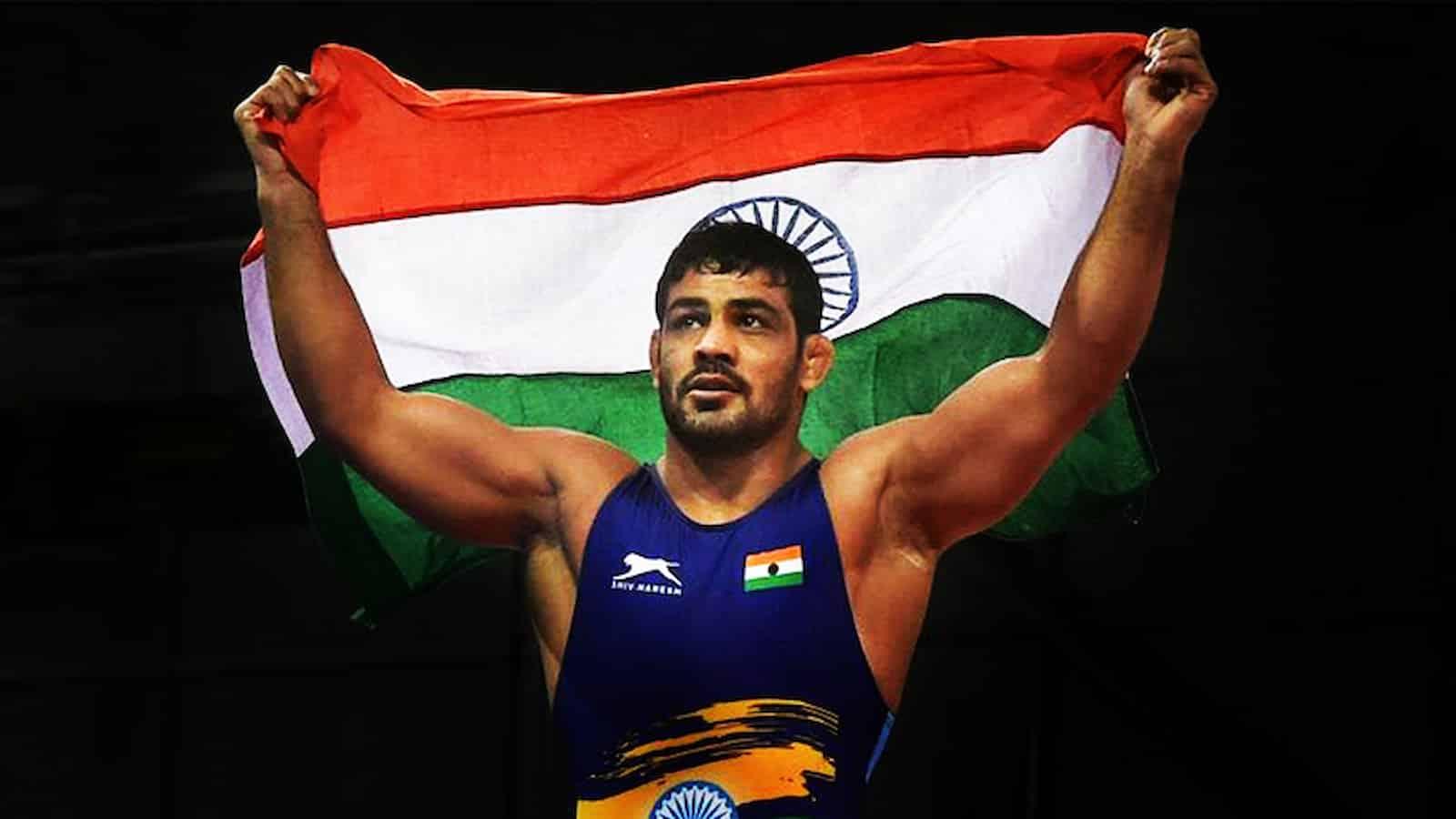Sushil Kumar, Indian Wrestling team history