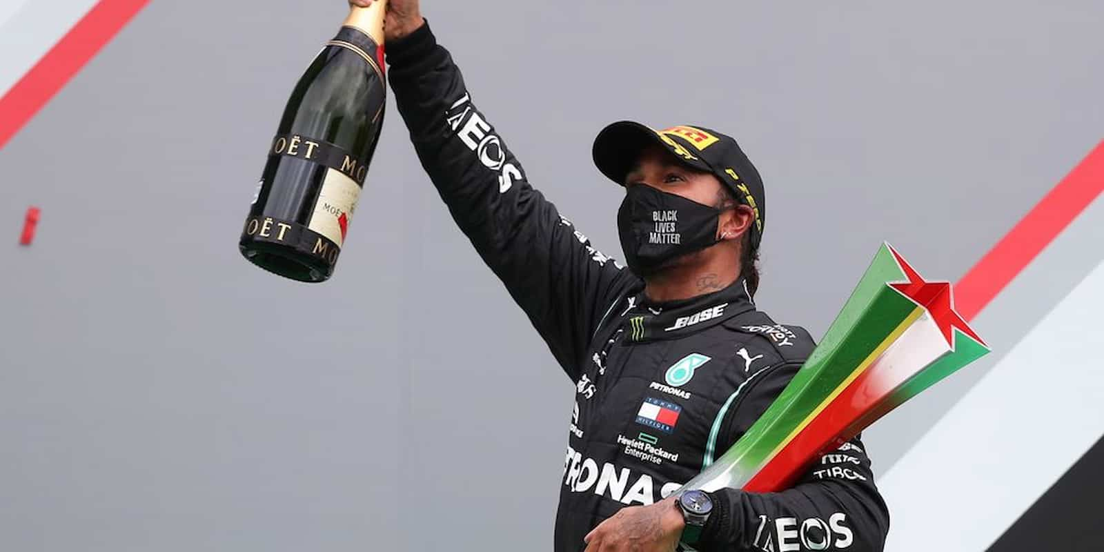 Lewis Hamilton, Portugal GP