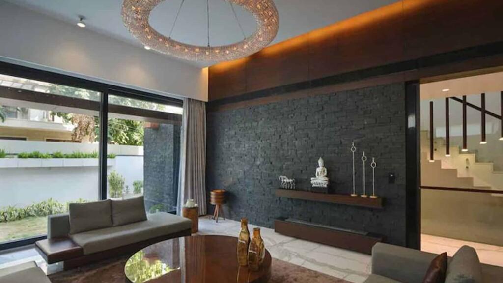 Virat Kohli's house