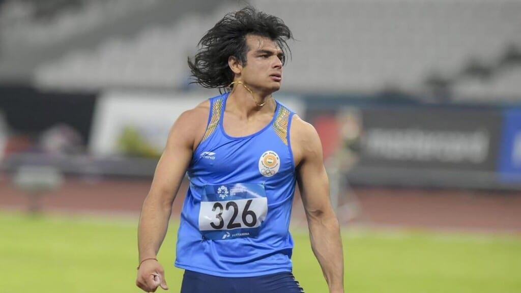 Indian javelin throwers Neeraj Chopra