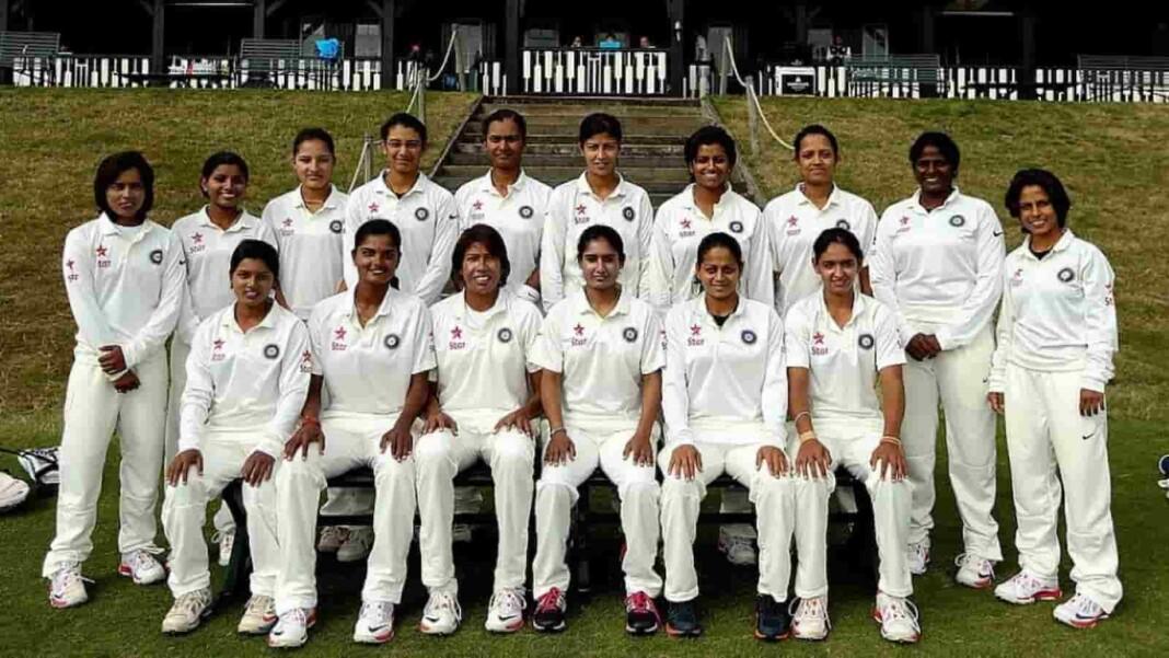 Indian Women's Test Team