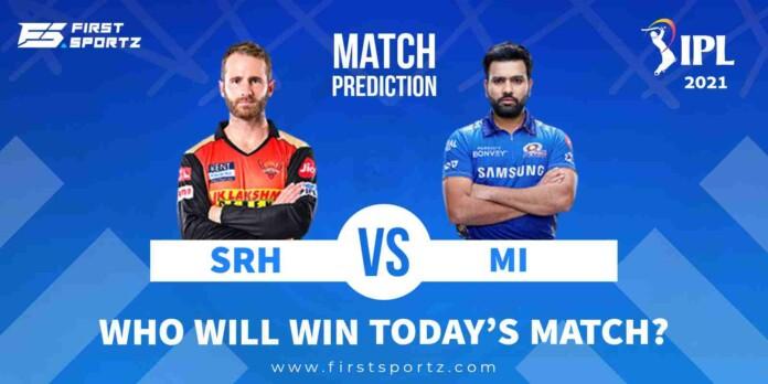 SRH vs MI