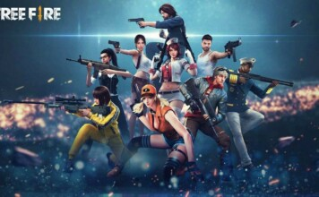 List of Free Fire best characters