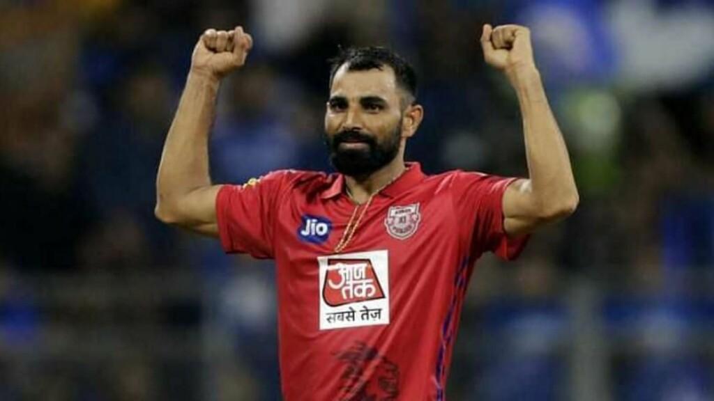 Mohammed Shami Punjab IPL