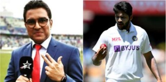 Sanjay Manjrekar and Shardul Thakur