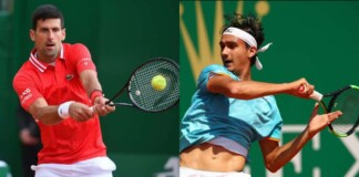 Novak Djokovic vs Lorenzo Sonego