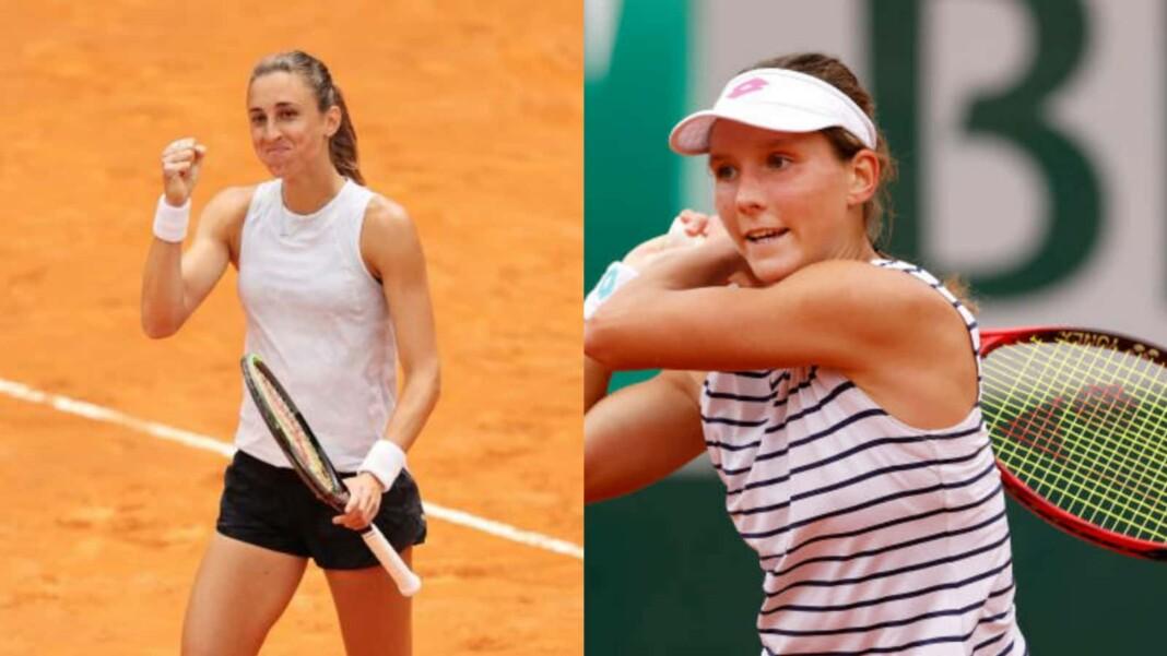 Varvara Gracheva vs Petra Martic