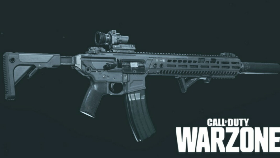 best m13 loadout for warzone