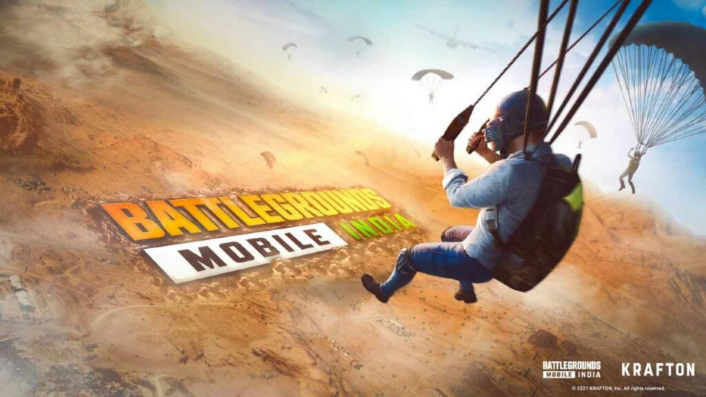 Battlegrounds Mobile India Terms of Services