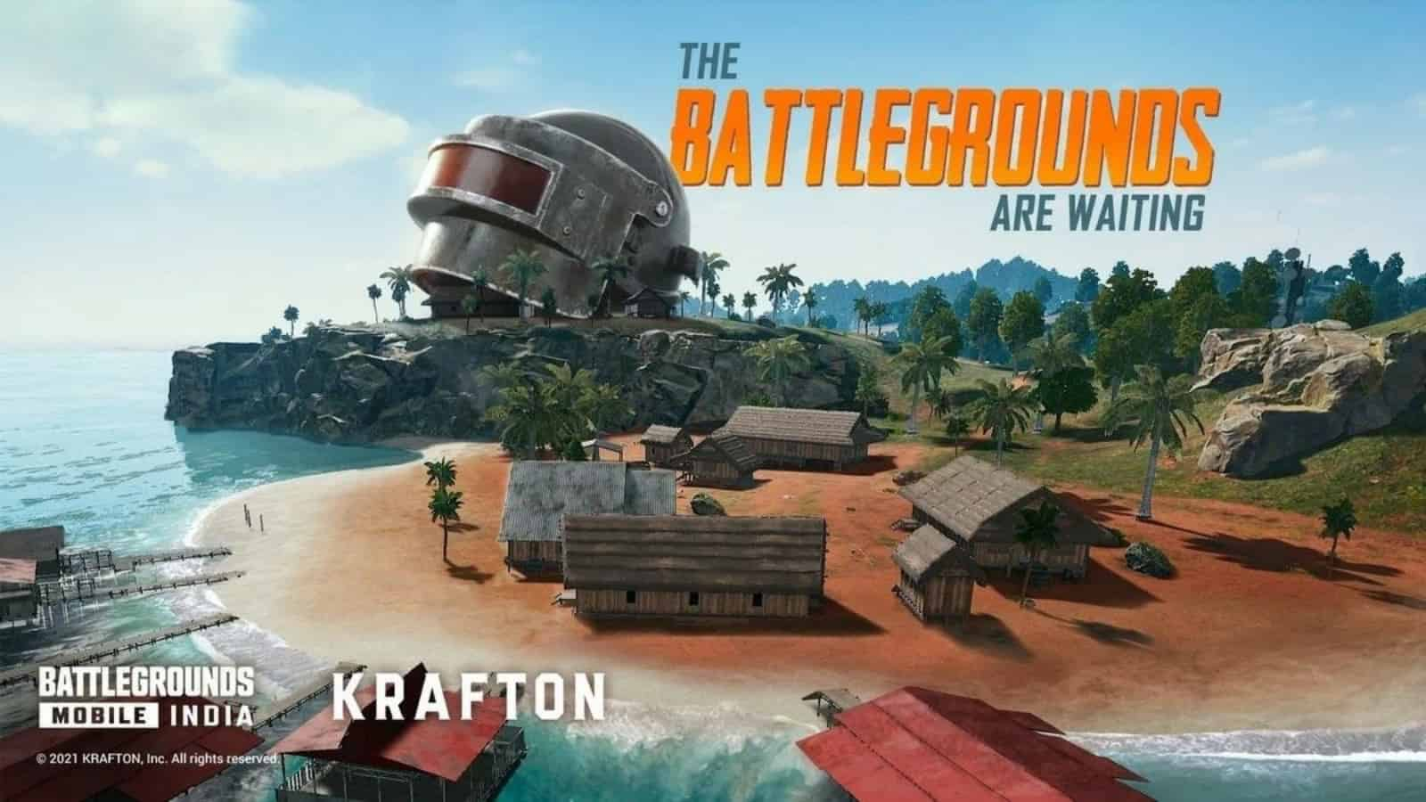 Krafton Reveals New In-Game Map