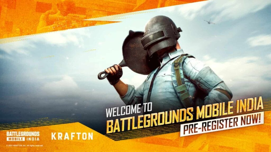 iOS pre-registrations for Battlegrounds Mobile India