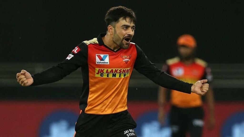 Rashid Khan SRH IPL