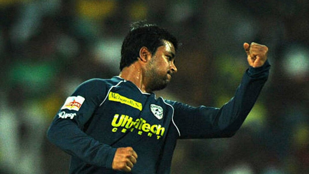 Pragyan Ojha Deccan Chargers IPL