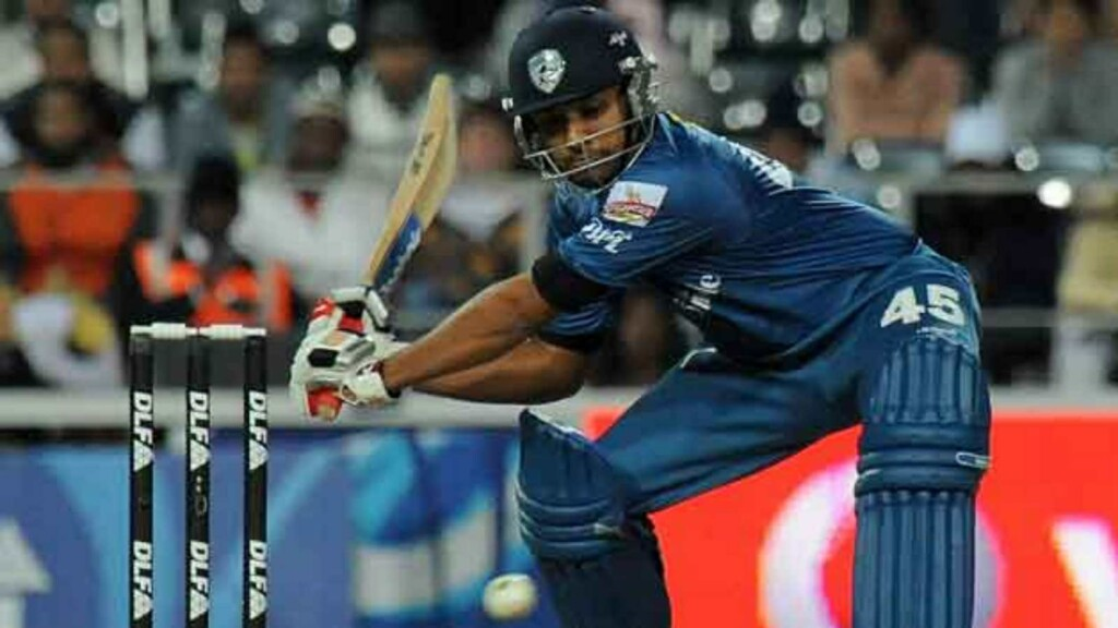 Rohit Sharma Deccan Chargers