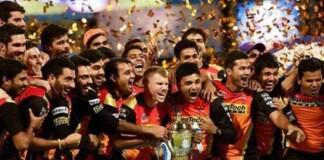 SRH IPL 2018