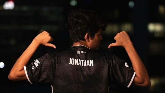 TSM-Entity Jonathan