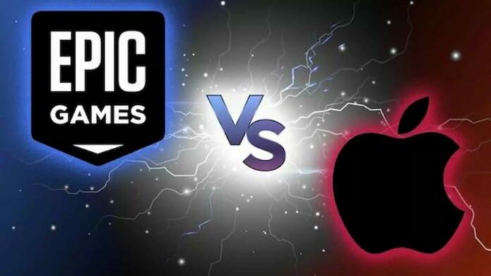 Fortnite vs Apple