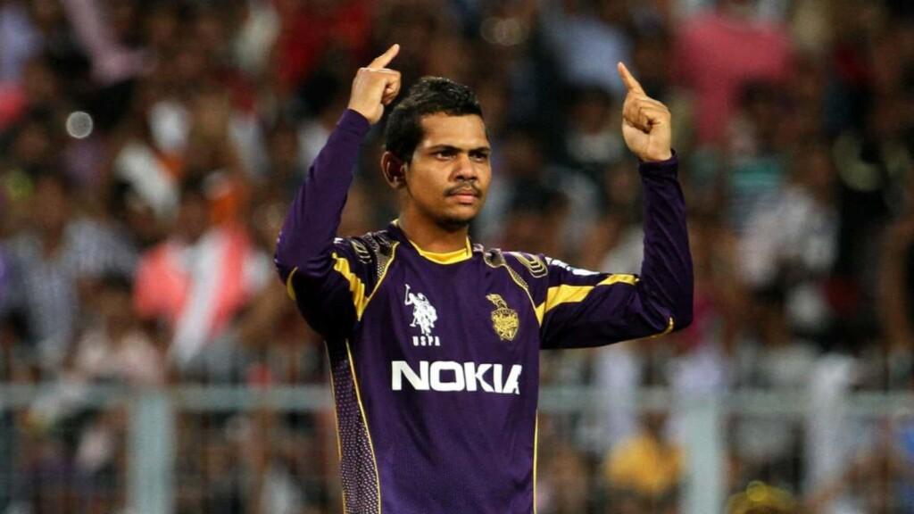 Sunil Narine KKR IPL