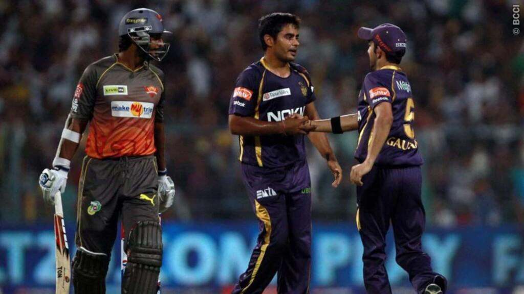 Rajat Bhatia IPL KKR