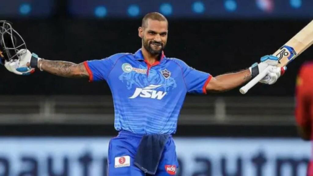 Shikhar Dhawan DC IPL