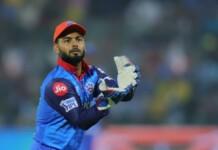 Rishabh Pant DC IPL