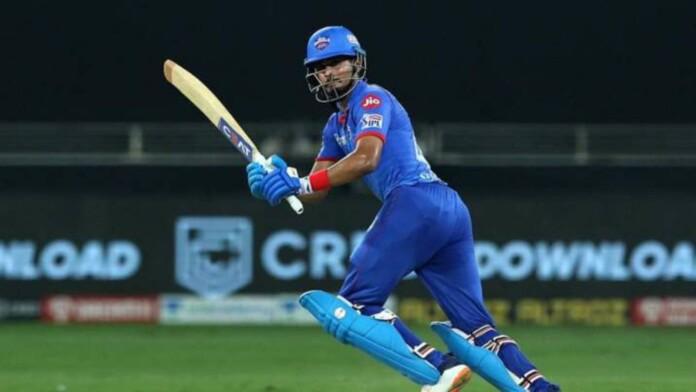 Shreyas Iyer IPL DC