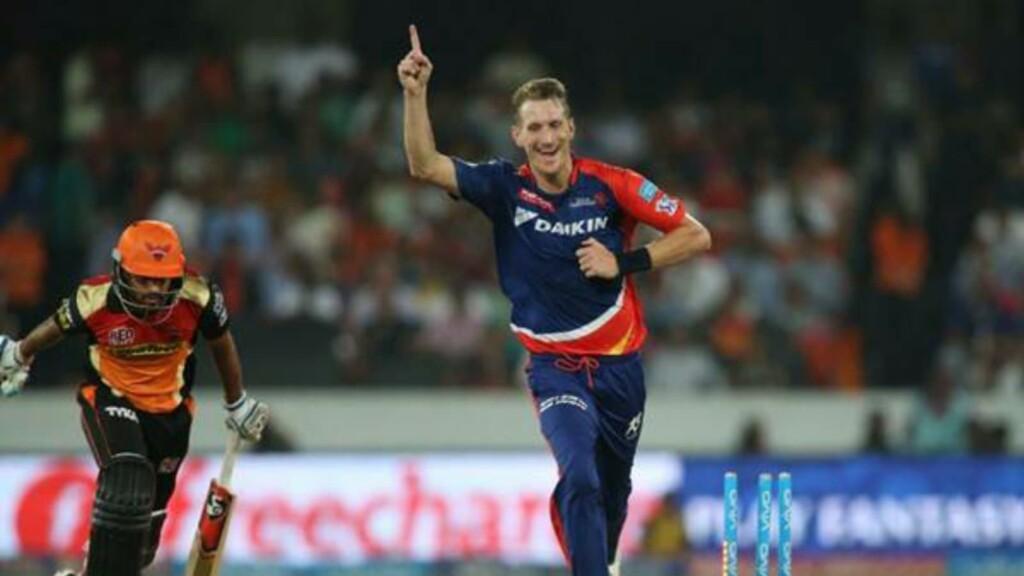 Chris Morris DC IPL