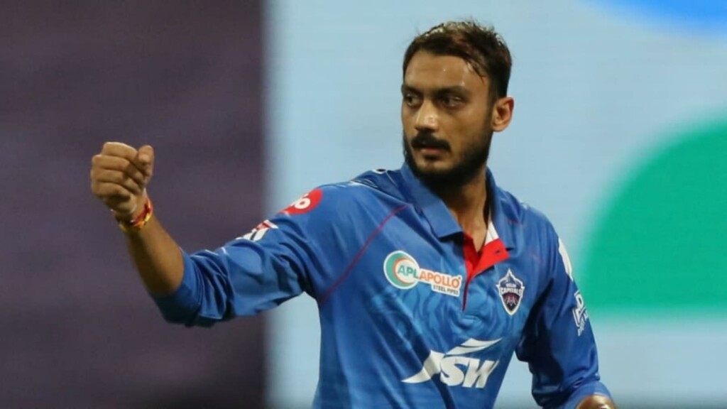 Axar Patel DC IPL