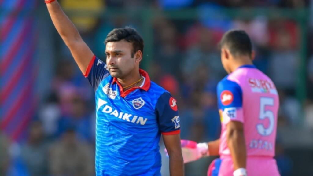 Amit Mishra DC IPL