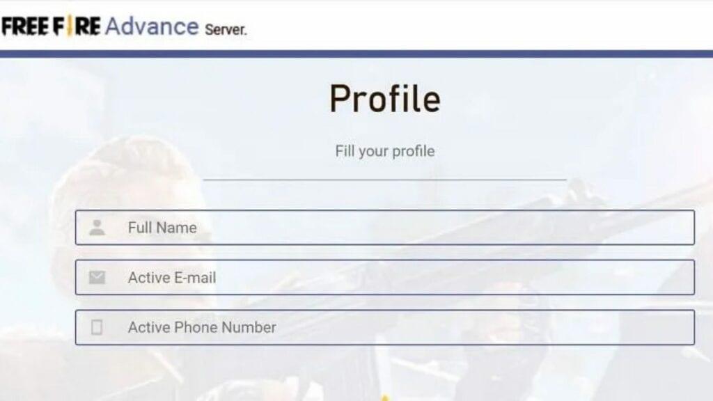 Free Fire OB28 Update Advance Server Registration