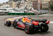 Max Verstappen Monaco Grand Prix