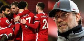 Jurgen Klopp, West Ham United, Pep Guardiola, Joel Matip, Vigil Van Dijk, Manchester City