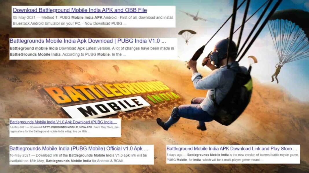 battlegrounds mobile india apk