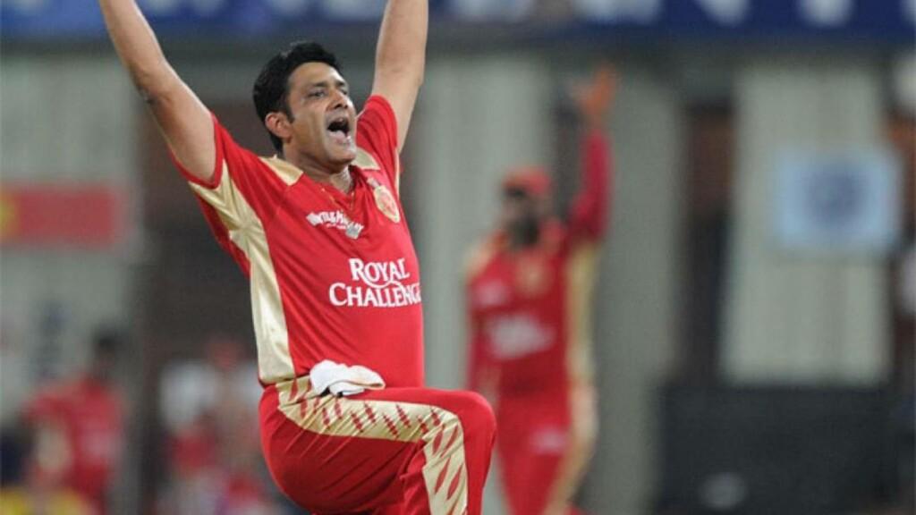 Anil Kumble RCB IPL