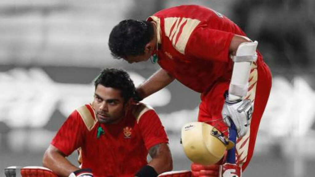 Rahul Dravid IPL RCB