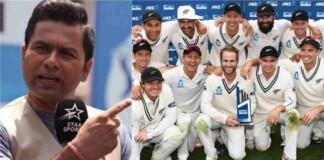 Aakash Chopra and New Zealand Cricket Team