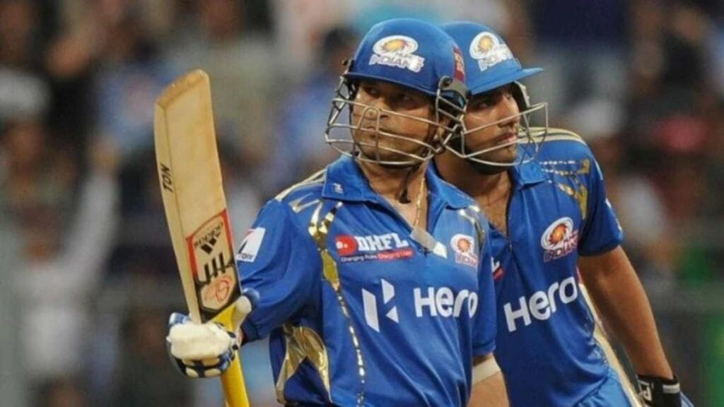 Sachin Tendulkar MI IPL