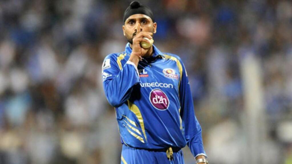 Harbhajan Singh MI IPL