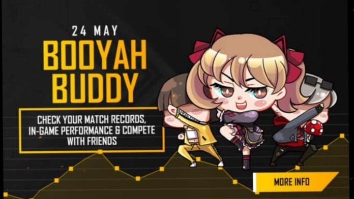Booyah Buddy event free fire