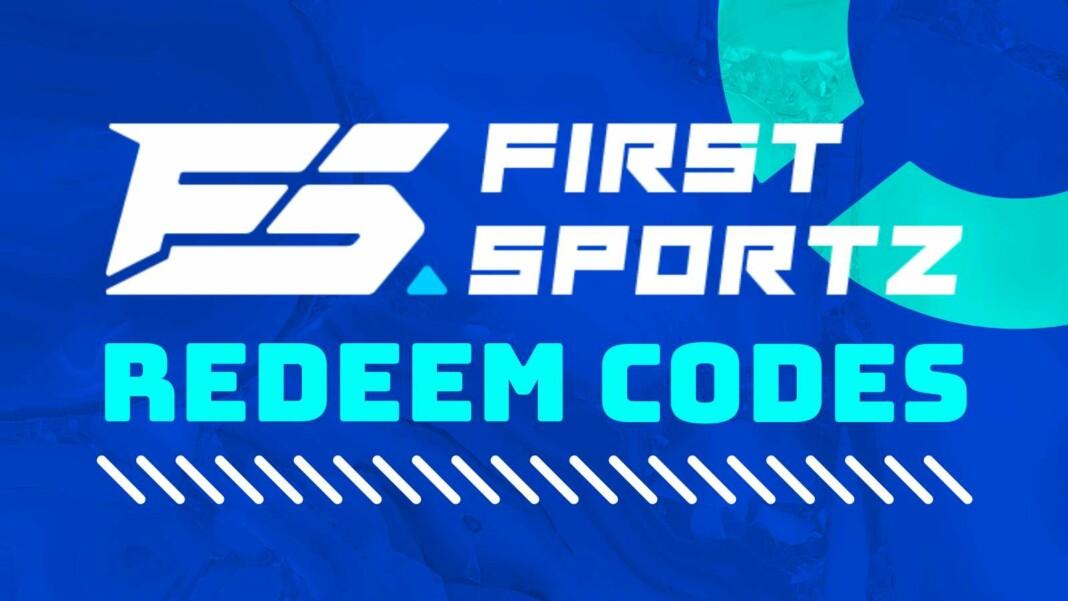 FirstSportz Special Free Fire Redeem Codes