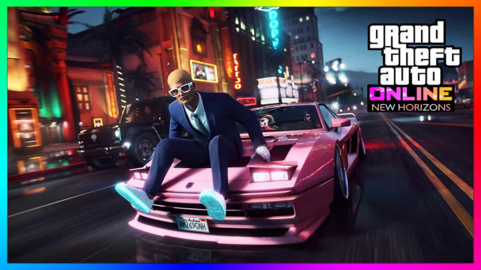 GTA 5 Update: New Changes and Stunt Races » FirstSportz