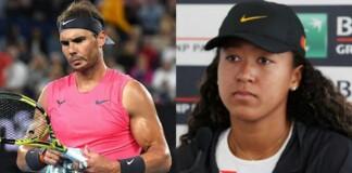 Rafael Nadal, Naomi Osaka