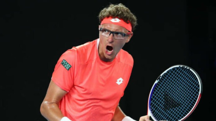 Who is Denis Istomin