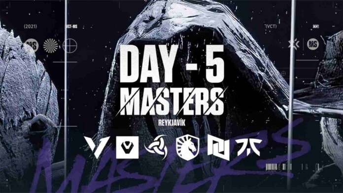 VCT Masters 2 Day 5