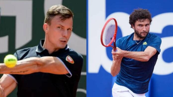 Marton Fucsovics vs Gilles Simon