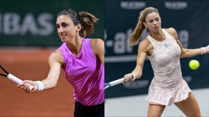 Camila Giorgi vs Petra Martic