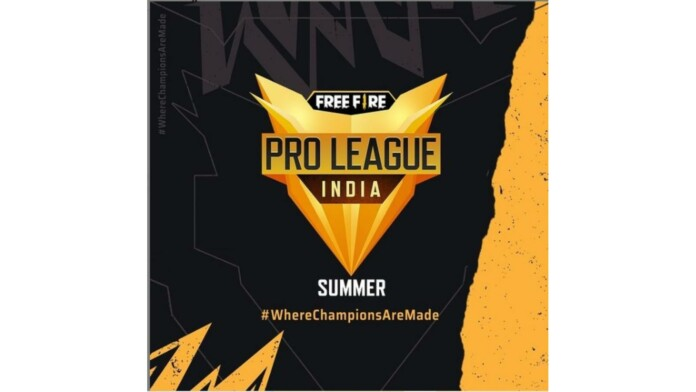 Free Fire Pro League 2021 Summer