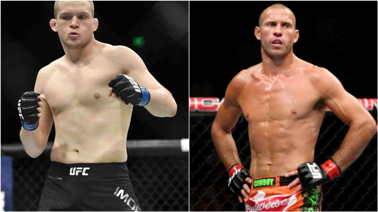 Alex Morono vs Donald Cerrone